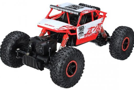 RC Rock Crawler 4WD 1:18 2.4GHz