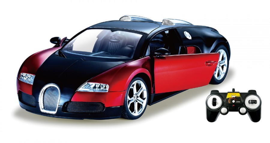 sunny toys bugatti veyron 1 14. Black Bedroom Furniture Sets. Home Design Ideas