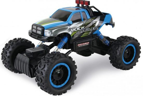 RC Rock Crawler 4WD 1:14 2.4GHz